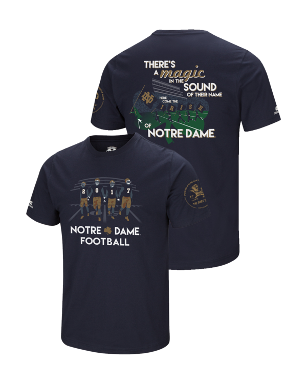 b4b6a05c The Shirt // University of Notre Dame