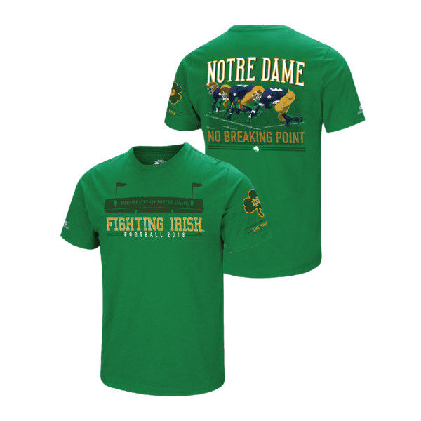The Shirt    University of Notre Dame b2d0854c3